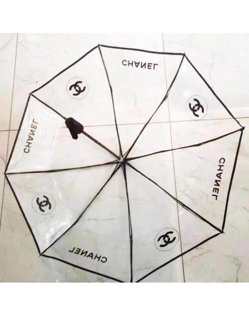 シャネル 傘 ビニール傘 透明傘 レディース おしゃれ メンズ 通学 雨具 撥水 軽量 かわいい 長傘 人気 男女兼用